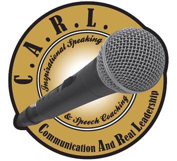 Carl Speaks Logo